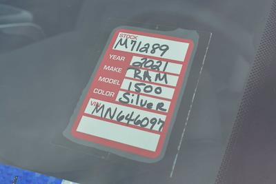 2021 Ram 1500 Quad Cab 4x4, Pickup #M71289 - photo 22
