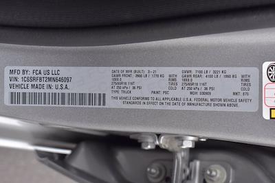 2021 Ram 1500 Quad Cab 4x4, Pickup #M71289 - photo 23