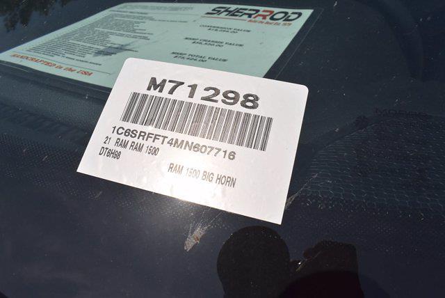 2021 Ram 1500 Crew Cab 4x4, Pickup #M71298 - photo 20