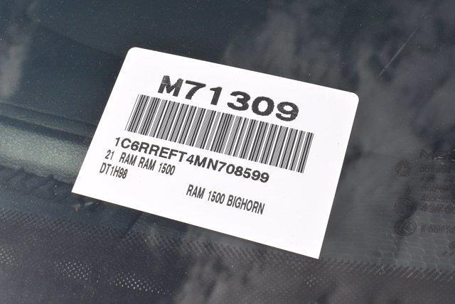 2021 Ram 1500 Crew Cab 4x2, Pickup #M71309 - photo 20