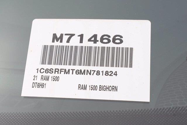 2021 Ram 1500 Crew Cab 4x4,  Pickup #M71466 - photo 21