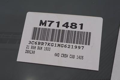 2021 Ram 1500 Classic Crew Cab 4x4,  Pickup #M71481 - photo 21