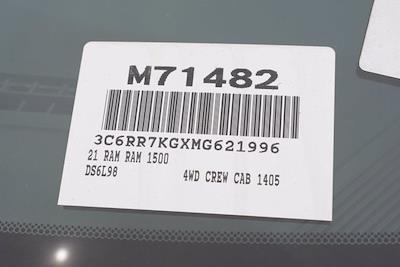 2021 Ram 1500 Classic Crew Cab 4x4,  Pickup #M71482 - photo 20