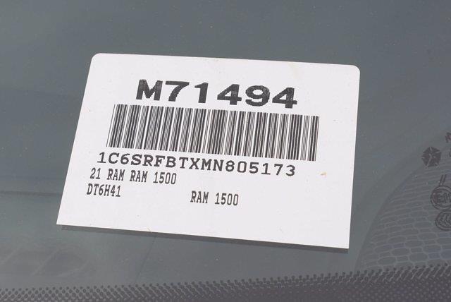 2021 Ram 1500 Quad Cab 4x4,  Pickup #M71494 - photo 20