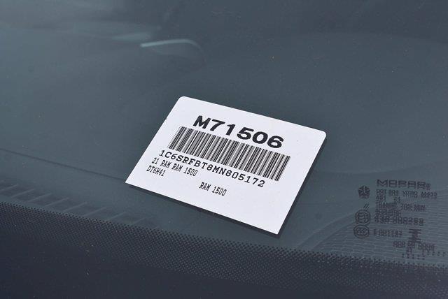 2021 Ram 1500 Quad Cab 4x4,  Pickup #M71506 - photo 20