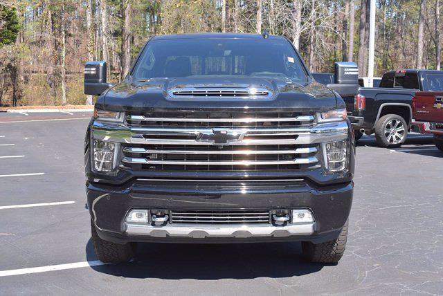 2020 Chevrolet Silverado 2500 Crew Cab 4x4, Pickup #X49274A - photo 9