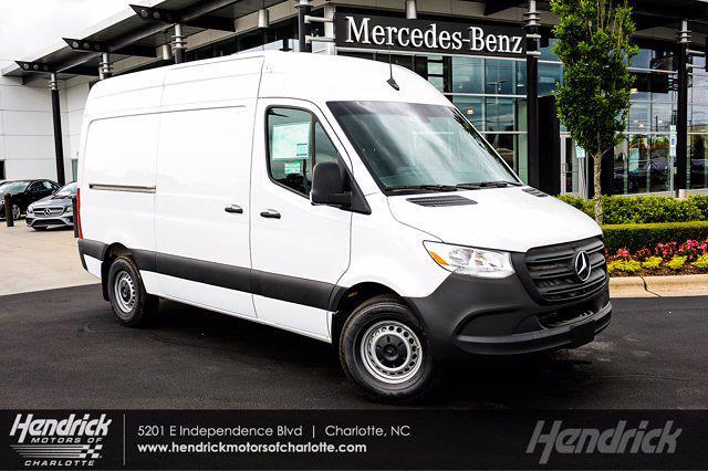 2021 Mercedes-Benz Sprinter 2500 4x2, Empty Cargo Van #CS31465 - photo 1