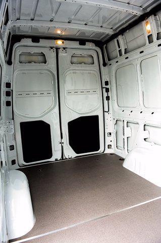 2021 Mercedes-Benz Sprinter 2500 4x2, Empty Cargo Van #CS31465 - photo 34