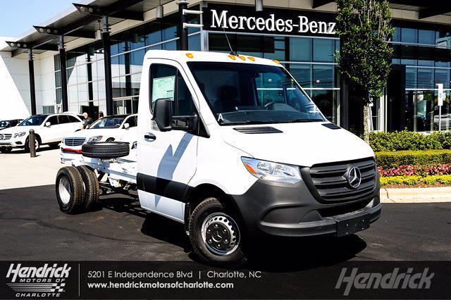 2021 Mercedes-Benz Sprinter 3500XD 4x2, Empty Cargo Van #CS31470 - photo 1