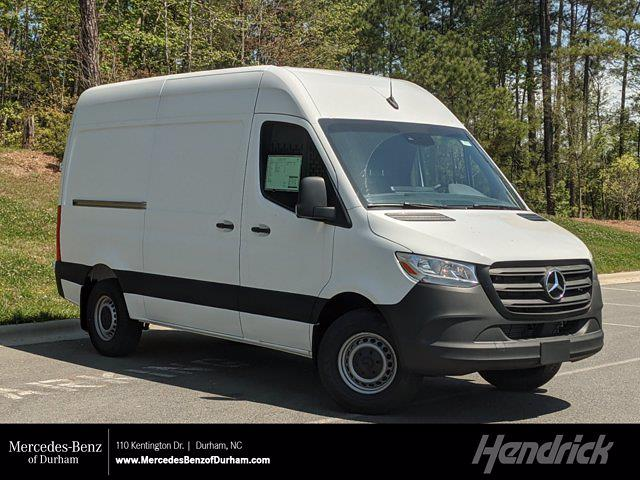 2020 Mercedes-Benz Sprinter 2500 Standard Roof 4x2, Kargo Master Upfitted Cargo Van #L19259 - photo 1