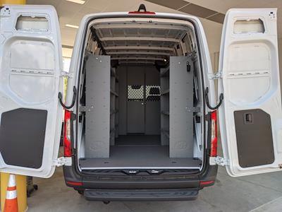 2020 Mercedes-Benz Sprinter 2500 Standard Roof 4x2, Kargo Master General Service Upfitted Cargo Van #L19259 - photo 2