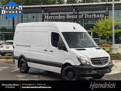 2017 Mercedes-Benz Sprinter 2500 Standard Roof 4x2, Empty Cargo Van #L19515A - photo 1