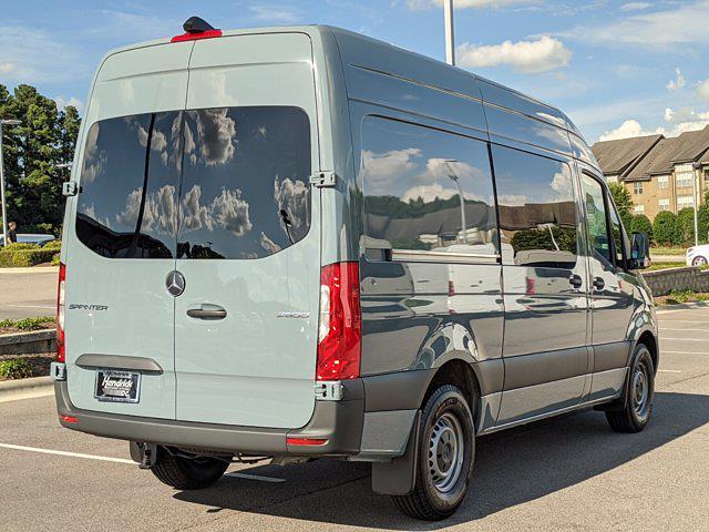 2021 Mercedes-Benz Sprinter 2500 4x2, Empty Cargo Van #M19680 - photo 5