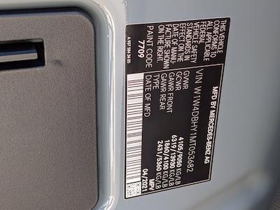2021 Mercedes-Benz Sprinter 2500 4x2, Empty Cargo Van #M19680 - photo 38