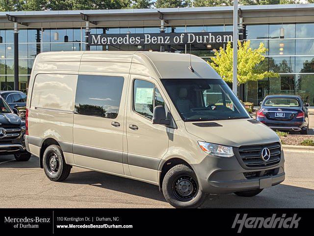 2021 Mercedes-Benz Sprinter 2500 4x2, Empty Cargo Van #M19681 - photo 1