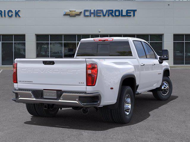 2021 Chevrolet Silverado 3500 Crew Cab 4x4, Pickup #CM51742 - photo 2