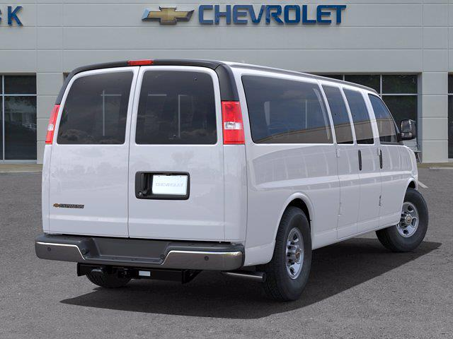 2021 Chevrolet Express 2500 4x2, Passenger Wagon #CM51756 - photo 1