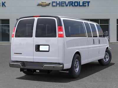 2021 Chevrolet Express 2500 4x2, Passenger Wagon #CM51756 - photo 2