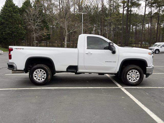 2022 Silverado 3500 Regular Cab 4x4,  Pickup #CM52189 - photo 9