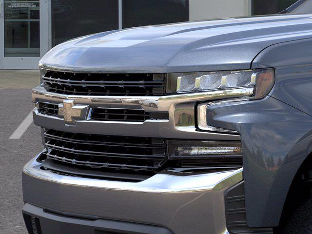 2021 Chevrolet Silverado 1500 Crew Cab 4x2, Pickup #DM51728 - photo 11