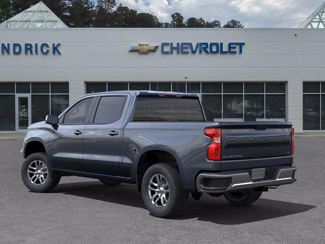 2021 Chevrolet Silverado 1500 Crew Cab 4x2, Pickup #DM51728 - photo 4