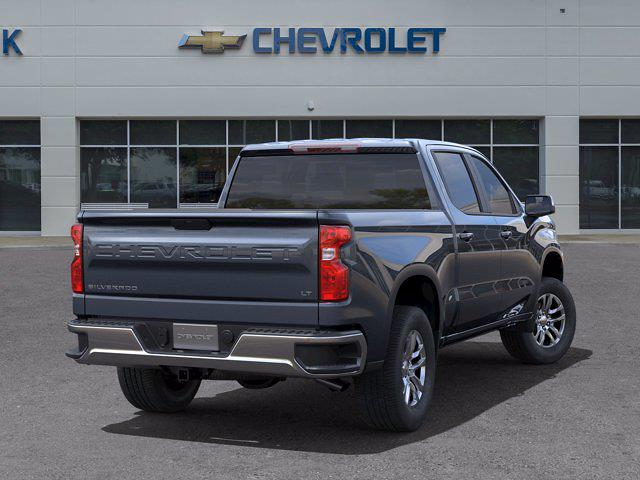 2021 Chevrolet Silverado 1500 Crew Cab 4x2, Pickup #DM51728 - photo 2