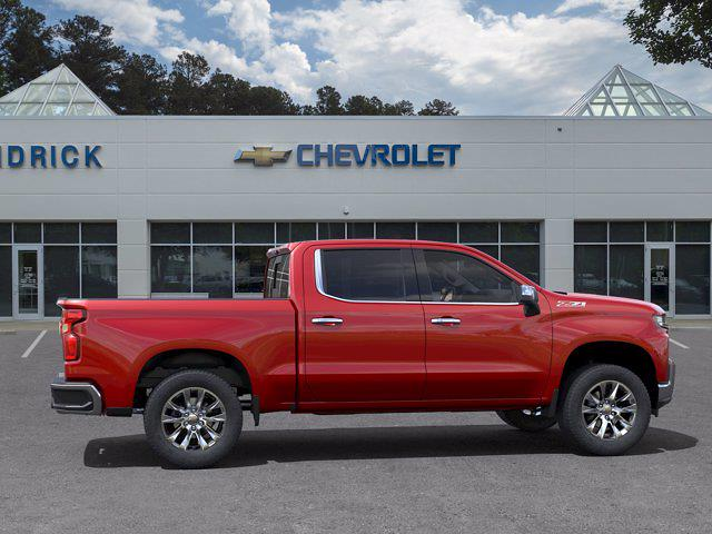 2021 Chevrolet Silverado 1500 Crew Cab 4x4, Pickup #DM51735 - photo 5