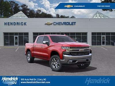 2021 Chevrolet Silverado 1500 Crew Cab 4x4, Pickup #DM51735 - photo 1