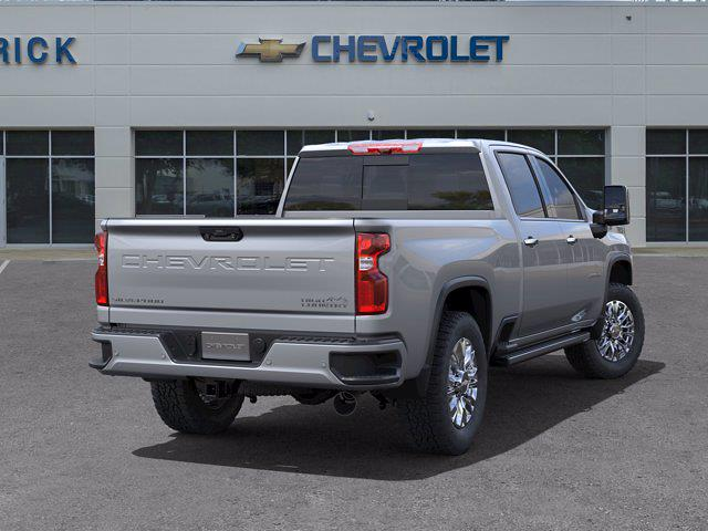 2021 Chevrolet Silverado 2500 Crew Cab 4x4, Pickup #DM51757 - photo 1