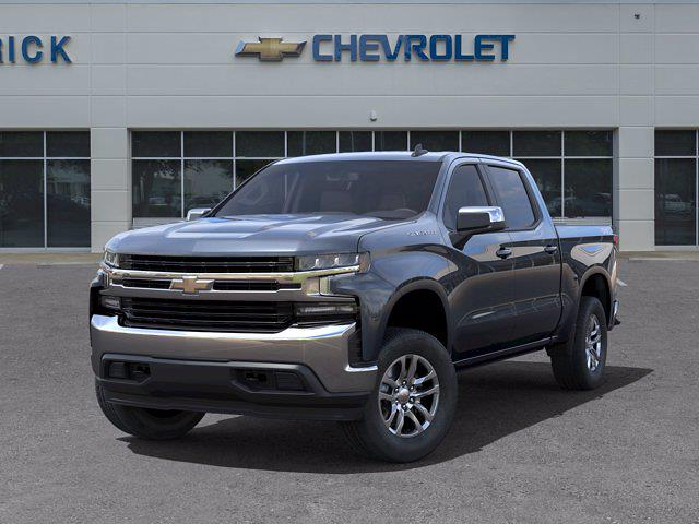 2021 Chevrolet Silverado 1500 Crew Cab 4x4, Pickup #DM51771 - photo 6