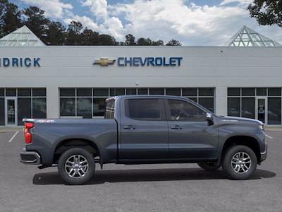 2021 Chevrolet Silverado 1500 Crew Cab 4x4, Pickup #DM51771 - photo 5