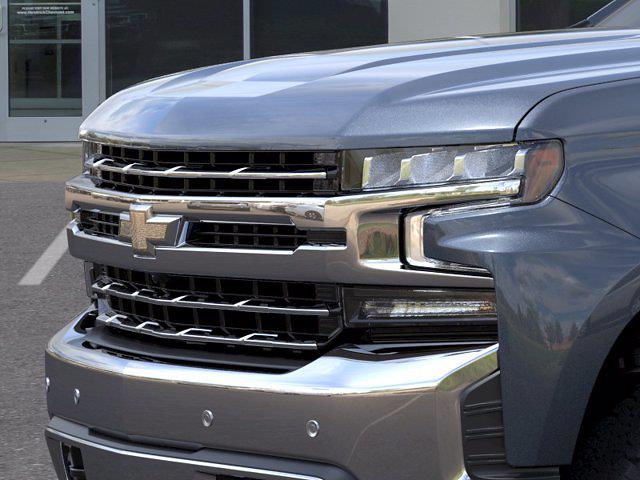 2021 Chevrolet Silverado 1500 Crew Cab 4x4, Pickup #DM51835 - photo 11