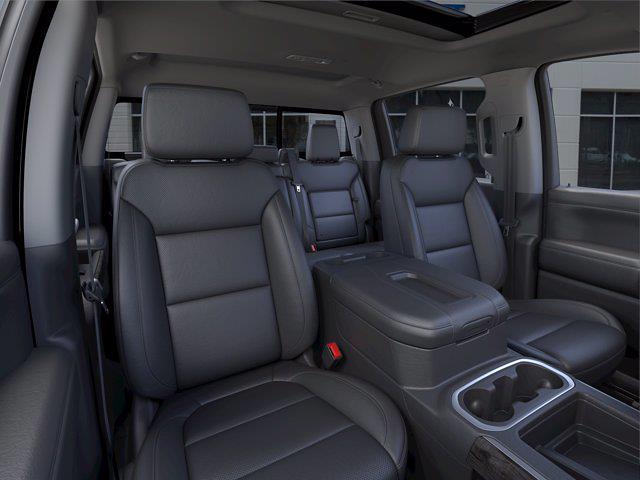 2021 Chevrolet Silverado 1500 Crew Cab 4x4, Pickup #DM51835 - photo 13