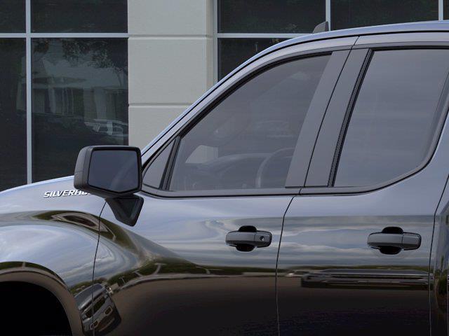 2021 Chevrolet Silverado 1500 Double Cab 4x4, Pickup #DM51874 - photo 10