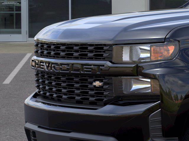 2021 Chevrolet Silverado 1500 Double Cab 4x4, Pickup #DM51874 - photo 11