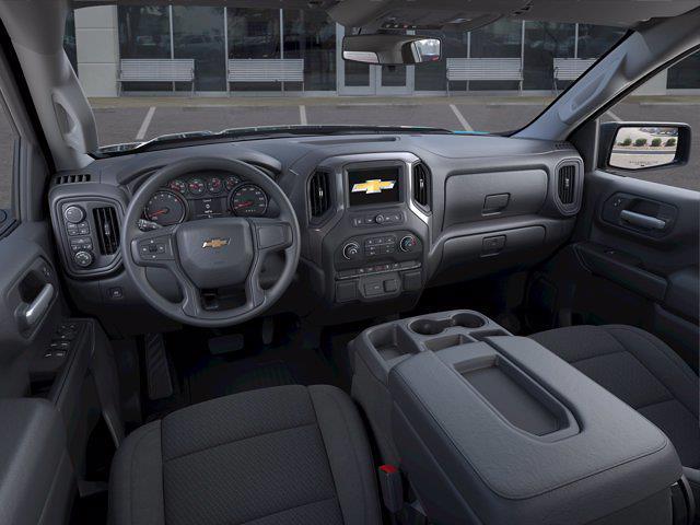 2021 Chevrolet Silverado 1500 Double Cab 4x4, Pickup #DM51874 - photo 12