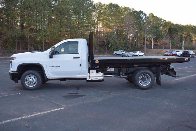 2020 Chevrolet Silverado 3500 Regular Cab DRW 4x4, Knapheide Value-Master X Platform Body #L20267 - photo 6