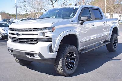 2020 Chevrolet Silverado 1500 Crew Cab 4x4, Pickup #L32338 - photo 7