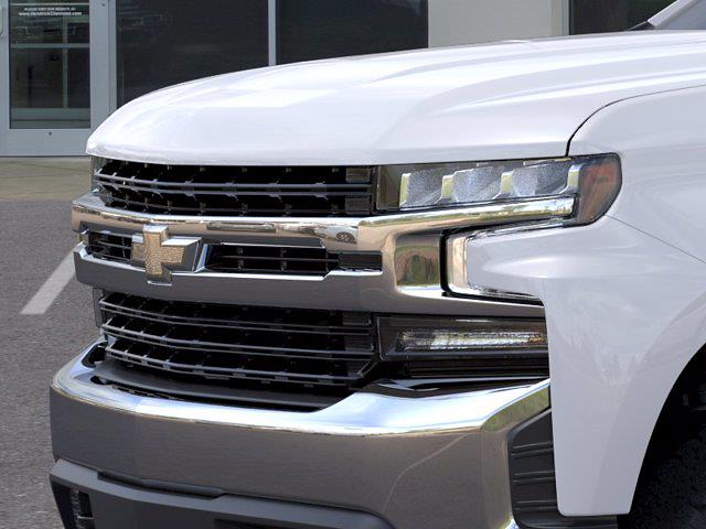 2021 Chevrolet Silverado 1500 Crew Cab 4x4, Pickup #ZM51177 - photo 11
