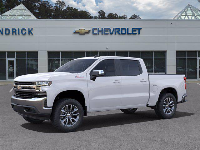2021 Chevrolet Silverado 1500 Crew Cab 4x4, Pickup #ZM51177 - photo 3