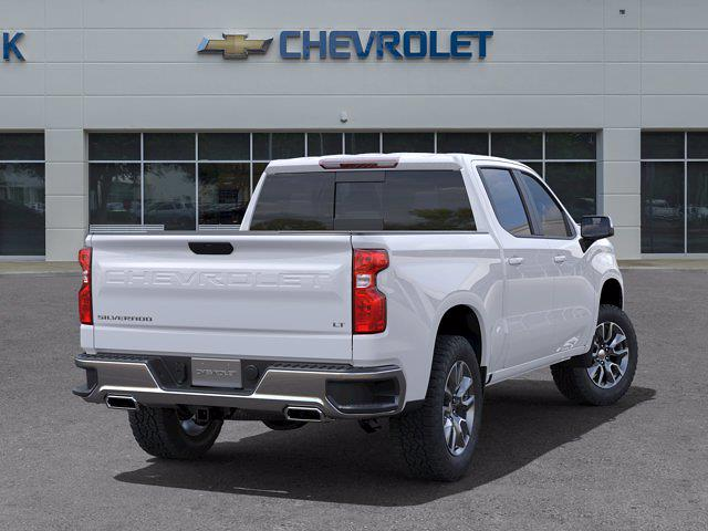 2021 Chevrolet Silverado 1500 Crew Cab 4x4, Pickup #ZM51177 - photo 2