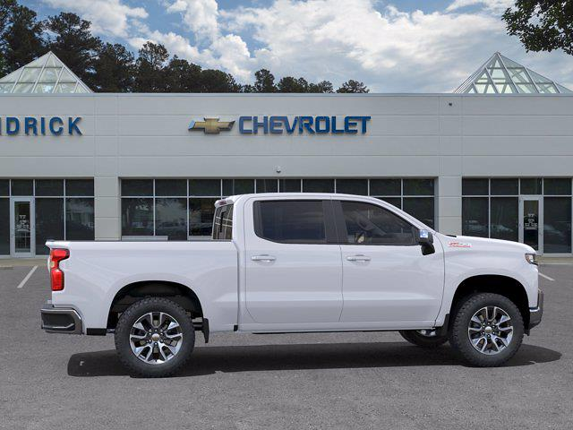 2021 Chevrolet Silverado 1500 Crew Cab 4x4, Pickup #ZM51177 - photo 5