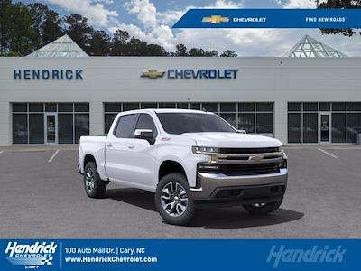 2021 Chevrolet Silverado 1500 Crew Cab 4x4, Pickup #ZM51177 - photo 1