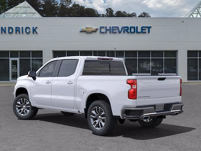 2021 Chevrolet Silverado 1500 Crew Cab 4x4, Pickup #ZM51177 - photo 4