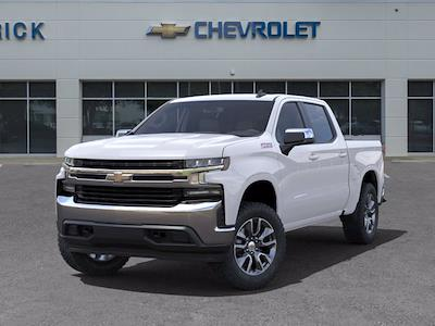 2021 Chevrolet Silverado 1500 Crew Cab 4x4, Pickup #ZM51177 - photo 6