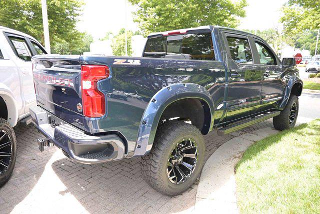 2021 Chevrolet Silverado 1500 Crew Cab 4x4, Pickup #M51485 - photo 7