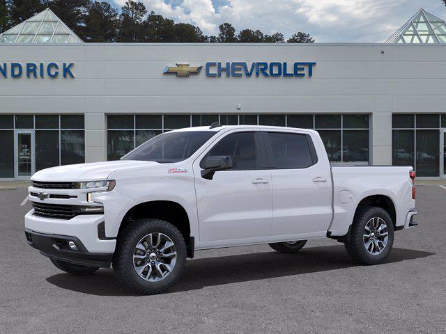 2021 Chevrolet Silverado 1500 Crew Cab 4x4, Pickup #M51564 - photo 3