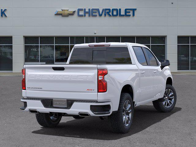 2021 Chevrolet Silverado 1500 Crew Cab 4x4, Pickup #M51564 - photo 2