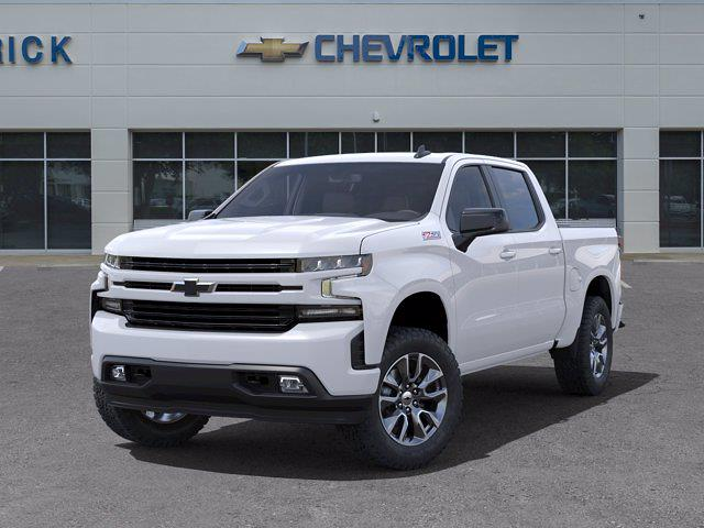 2021 Chevrolet Silverado 1500 Crew Cab 4x4, Pickup #M51564 - photo 6