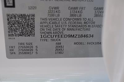 2021 Silverado 1500 Crew Cab 4x4,  Pickup #M51564 - photo 25